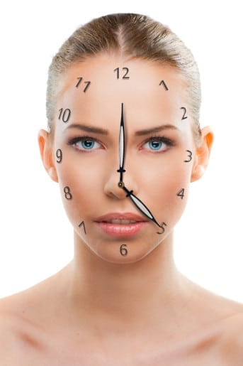 Chronobiology of the Skin: The 24-Hour Cycle of Your Largest Organ 1