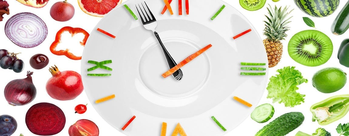 Timing of Food Intake is Crucial for Weight Loss
