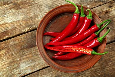 Benefits of Capsaicin Include Promoting Healthy Cell Growth and Extending Lifespan 1