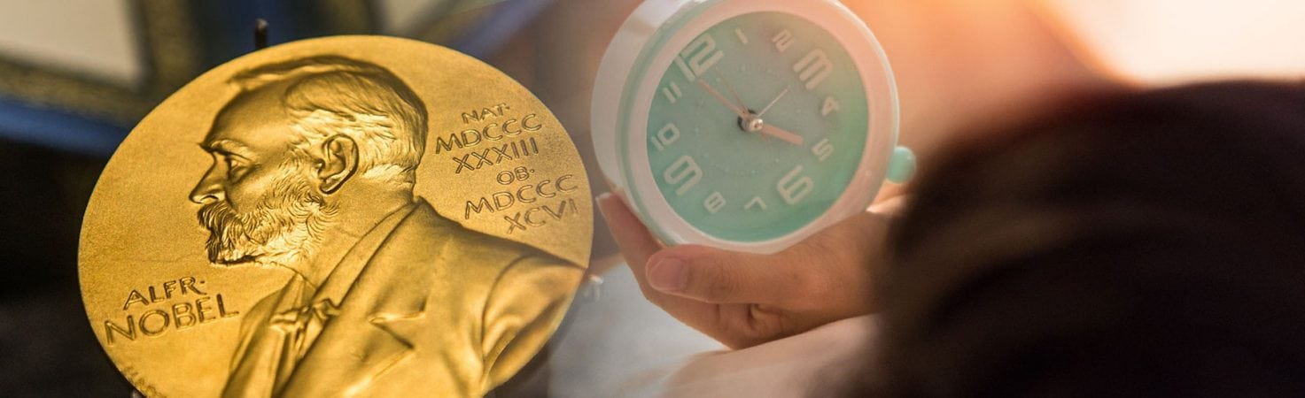 Circadian Rhythm Discoveries win the Nobel Prize 1
