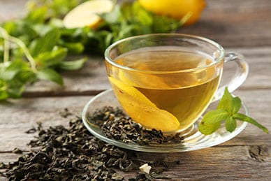 EGCG from Green Tea May Help Combat Negative Effects of a Western Diet 1