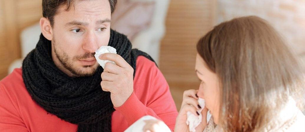 "The ""Man Flu"" Myth: Do Men Really Get Sicker Than Women? 1"