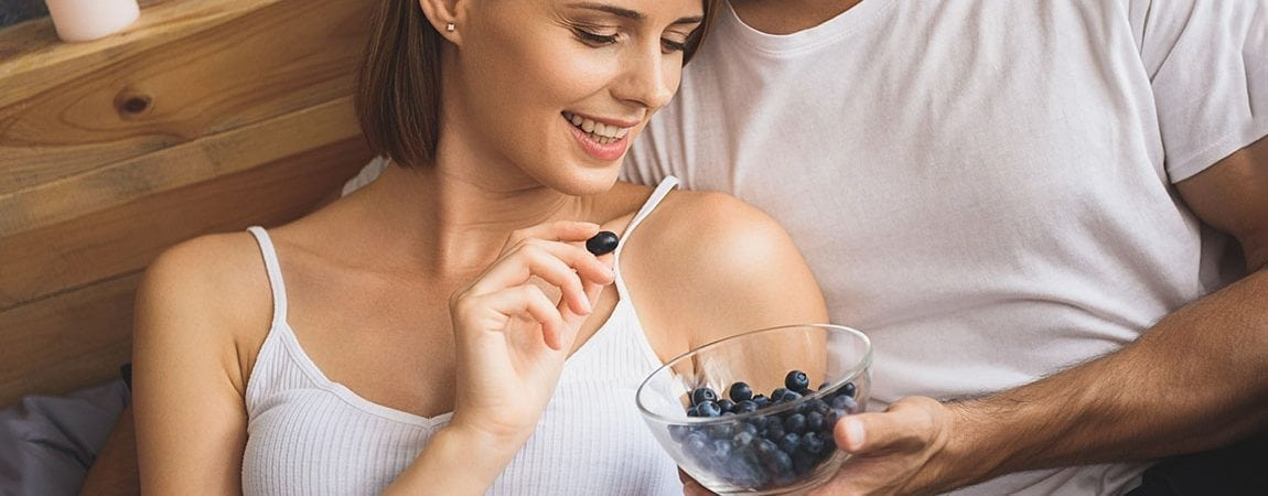 Compounds in Blueberries Help Kill Cancer