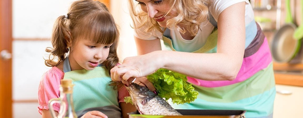 Eating Fish Weekly Boosts Kids' Intelligence and Improves Sleep