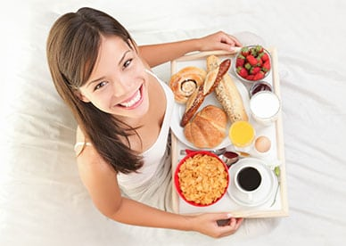 Meal Size and Weight Loss: Big Breakfasts, Small Dinners Aid Weight Loss and Help Control Blood Sugar 1