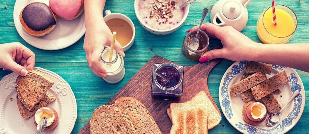 Meal Size and Weight Loss: Big Breakfasts, Small Dinners Aid Weight Loss and Help Control Blood Sugar 2