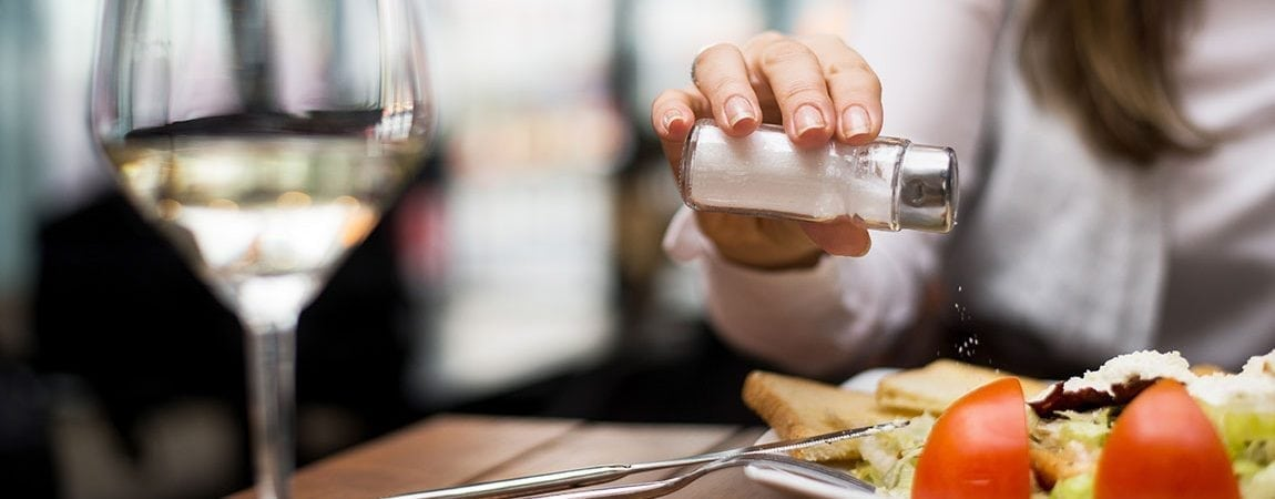 High-Salt Diet Kills Beneficial Gut Bacteria, Leading to Disease