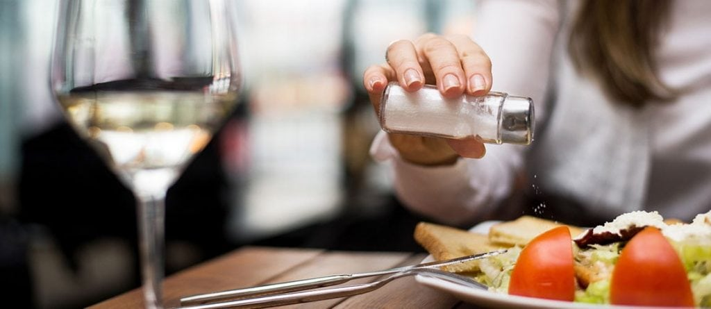 High-Salt Diet Kills Beneficial Gut Bacteria, Leading to Disease 1