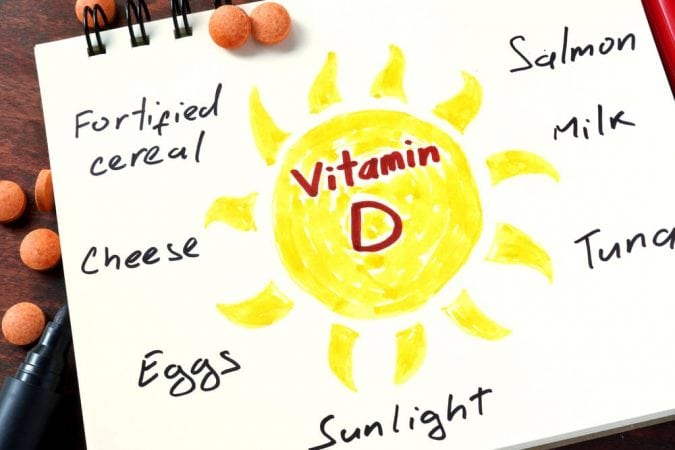 Low Vitamin D Linked to Cancer Risk