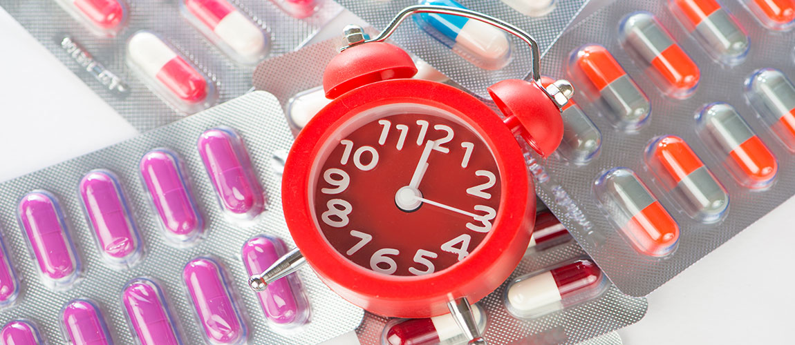 Timing Medication in Accordance With Body Clock Boosts Efficacy 1