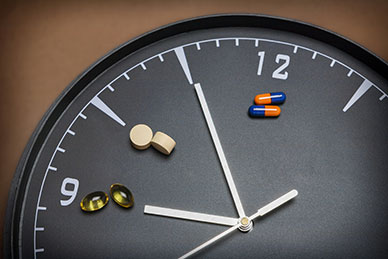 Timing Medication in Accordance With Body Clock Boosts Efficacy