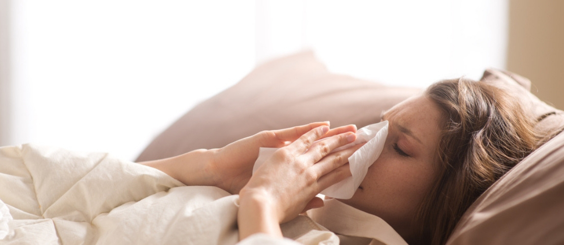 Manipulating the Human Microbiome to Protect Against Flu