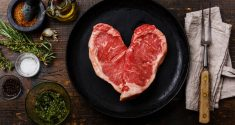 Red Meat Boosts Heart Disease Risk Via Influence on Gut Bacteria