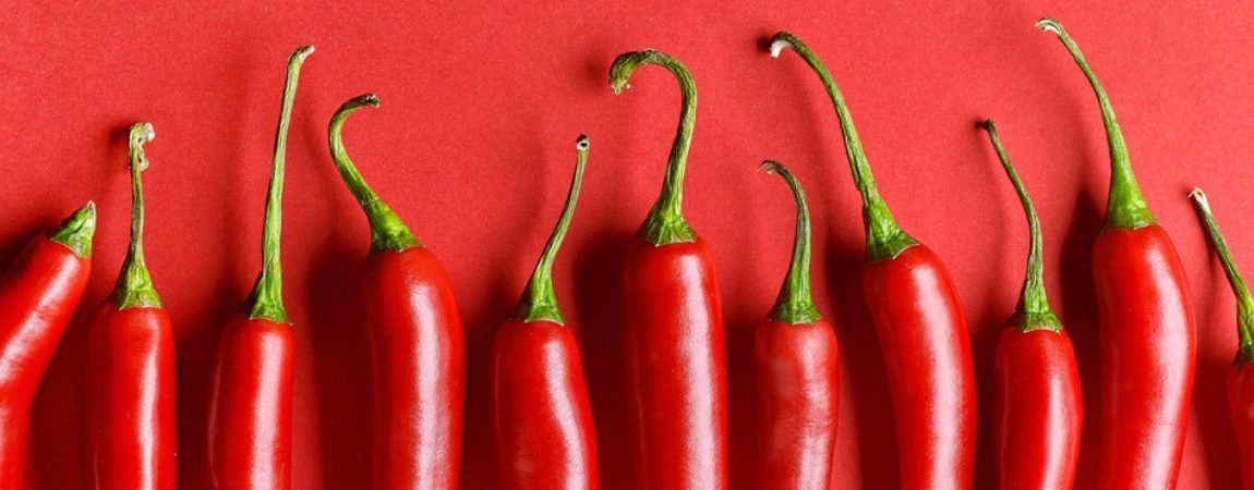 New Insights Reveal How Chili Pepper Compound Capsaicin Relieves Pain