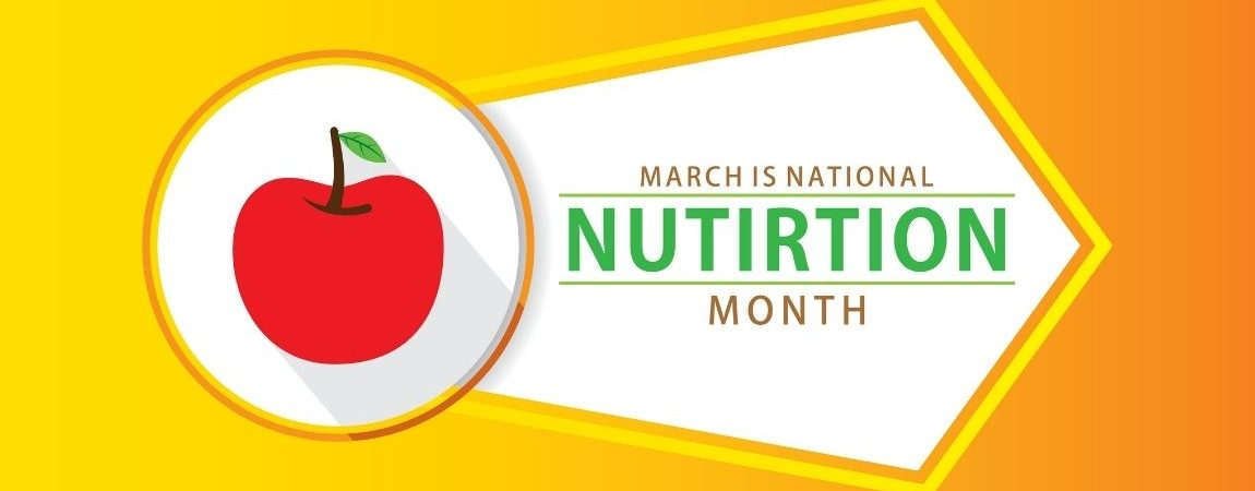 National Nutrition Month: Personalize Your Plate for Better Health