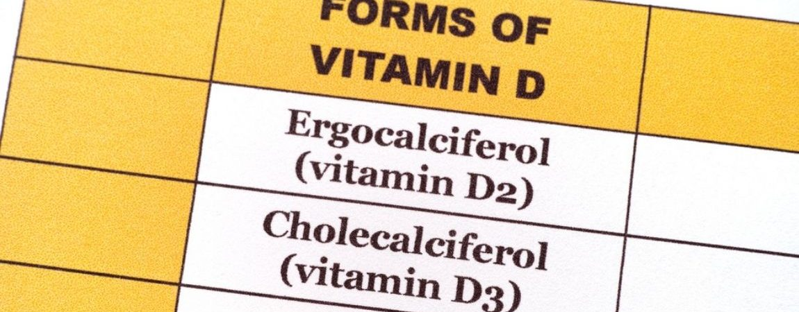 Vitamin D2 and Vitamin D3: What's the Difference?